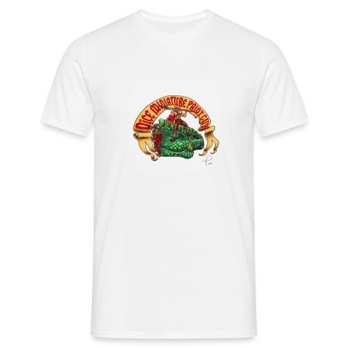 DiceMiniaturePaintGuy - Men's T-Shirt