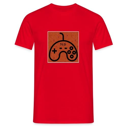 1847 2CNozemgaming logo - Men's T-Shirt