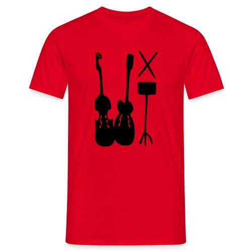tlefinal - Männer T-Shirt