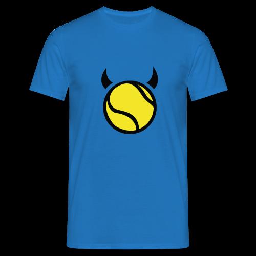 Teufel Schwarz - Männer T-Shirt