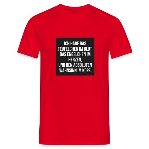 Teufel - Männer T-Shirt