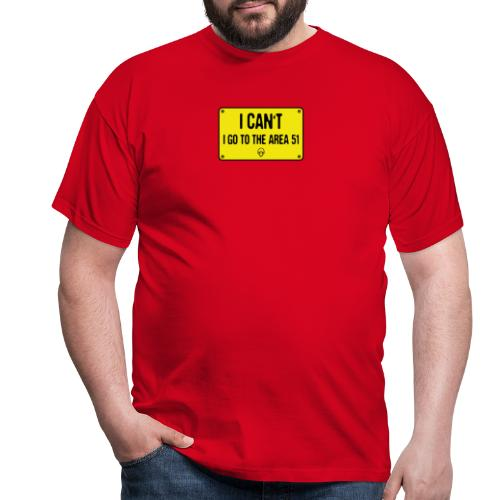 I CAN'T - T-shirt Homme