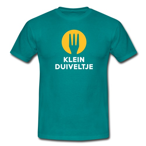 klein duiveltje - trident - T-shirt Homme