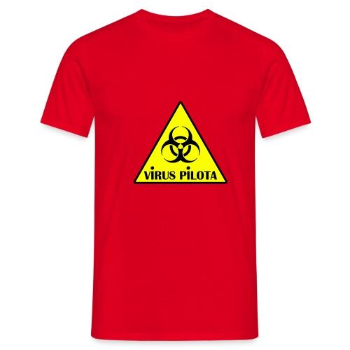 Virus pilota - T-shirt Homme