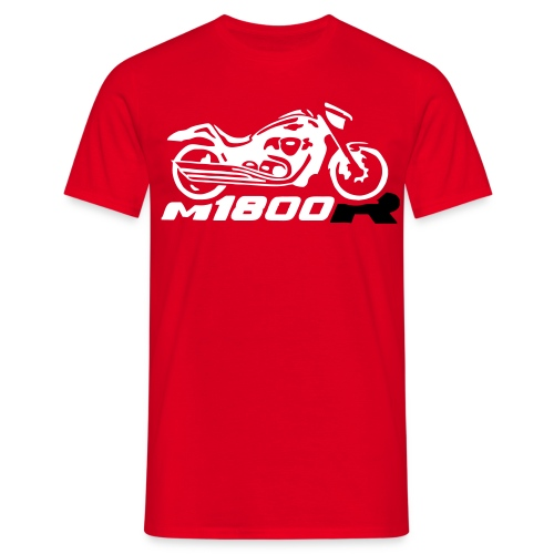 silueta def vec - Camiseta hombre