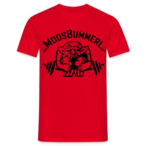 moosbummerl - Männer T-Shirt
