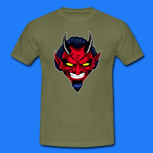 DEMON HEAD by Agill - T-shirt Homme