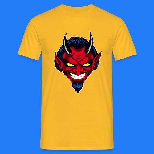 DEMON HEAD by Agill - T-shirt Homme