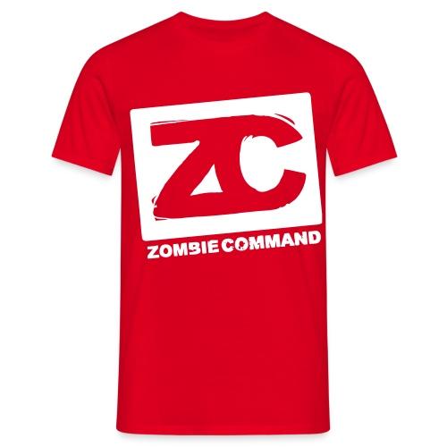 Zombie Command - Men's T-Shirt