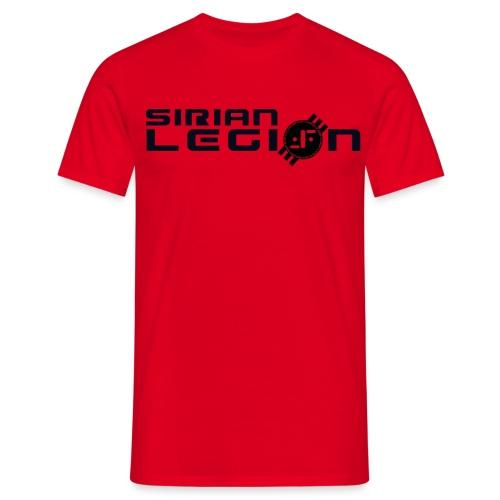 sirian legion logo face - T-shirt Homme