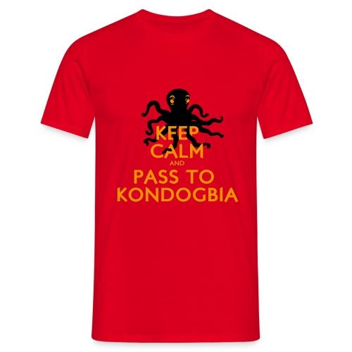 Keep Calm Kondogbia - T-shirt Homme