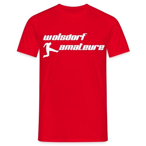 Wolsdorf Amateure - Männer T-Shirt