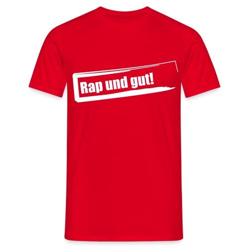 rapundgut vektor - Männer T-Shirt