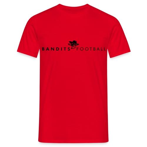 bandits football - Männer T-Shirt