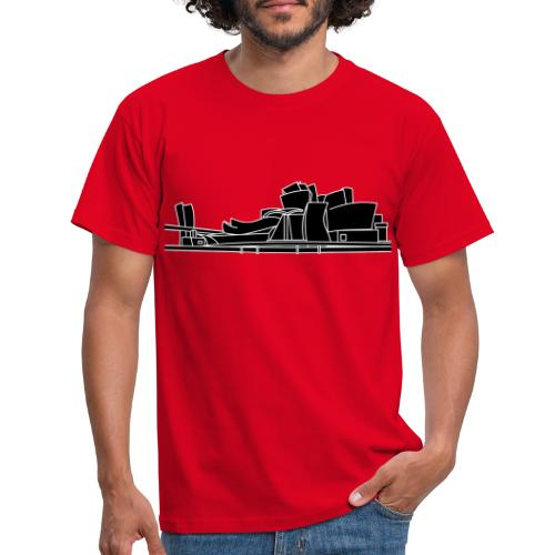 Guggenheimmuseum Bilbao 2 - Männer T-Shirt