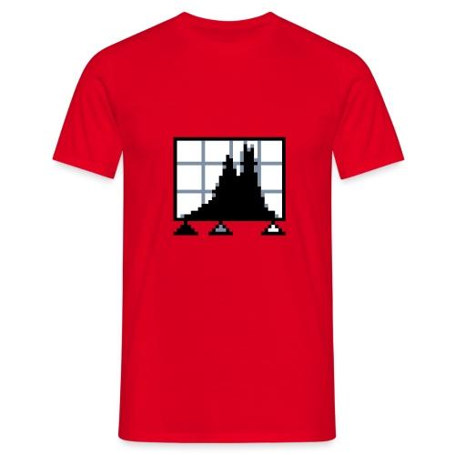 levels - T-shirt herr