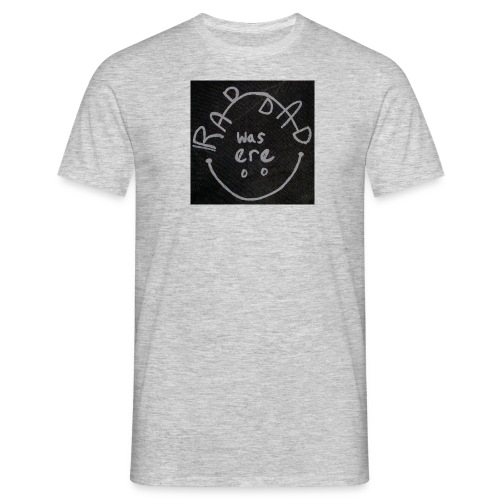 Rad Dad was ere by Collective Team - Men's T-Shirt