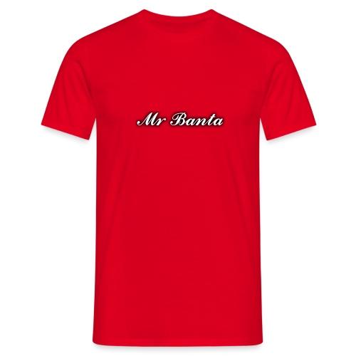 italic banta - Men's T-Shirt