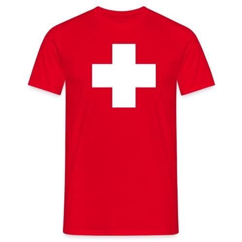 heiratemichichbinarzt - Männer T-Shirt
