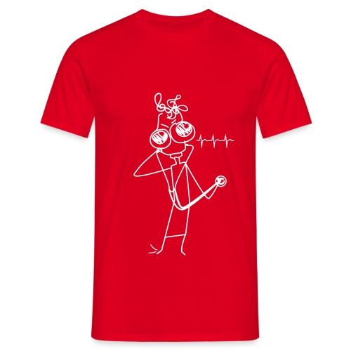 MUSIDOC - Männer T-Shirt