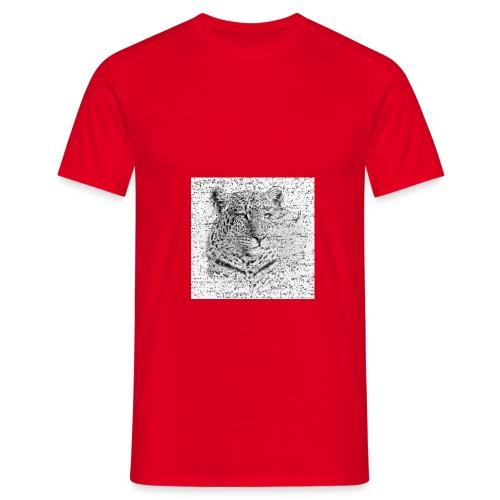 Tiger (Raubtier) - Männer T-Shirt