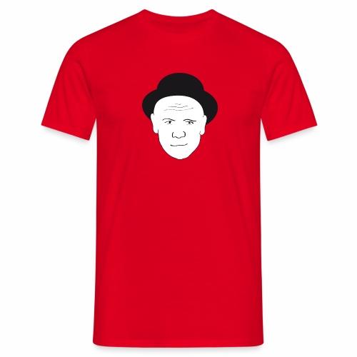 cartoon Robert - Männer T-Shirt