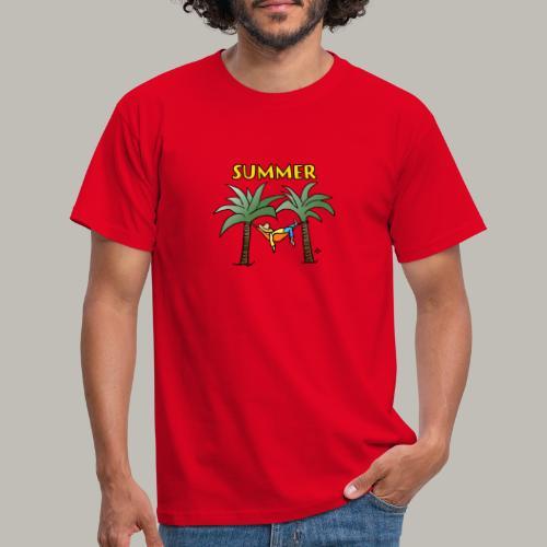 Meditation - T-shirt Homme