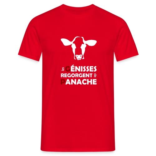 White Panache - T-shirt Homme