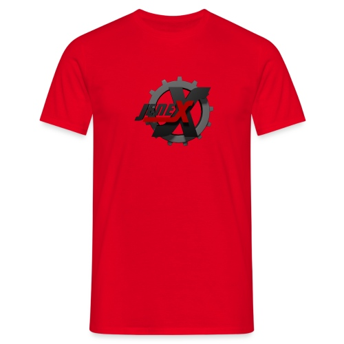Logo Jenex png - Männer T-Shirt