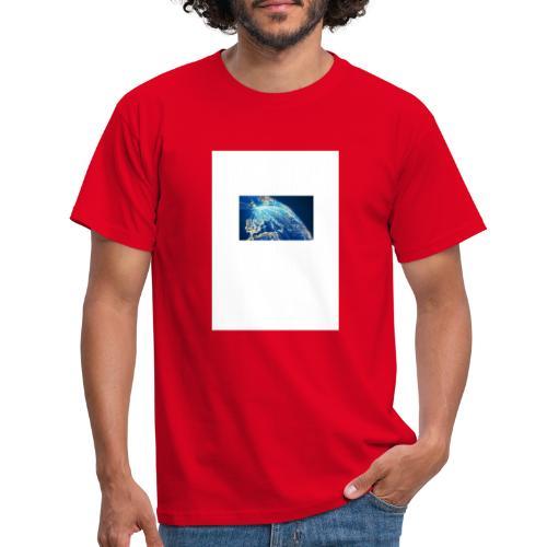 Die welt ohne Strom - Männer T-Shirt