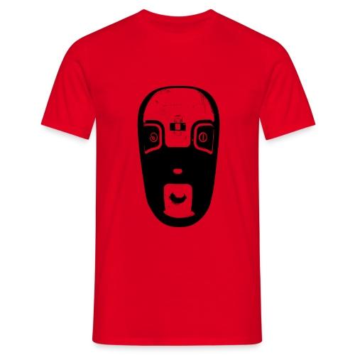 tribal mask - T-shirt Homme