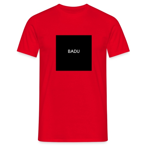 BADU - Maglietta da uomo