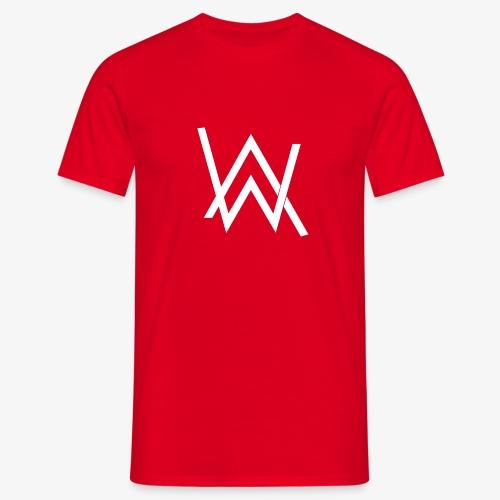 aw - Men's T-Shirt