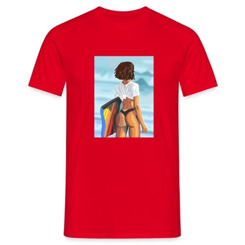 Pêche marine - T-shirt Homme