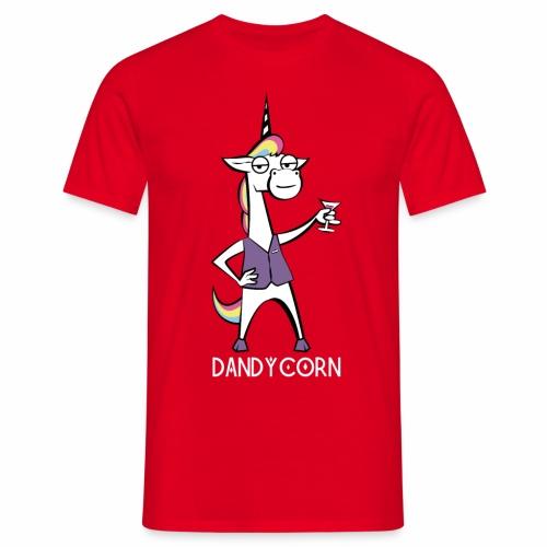 DandyCorn - Männer T-Shirt