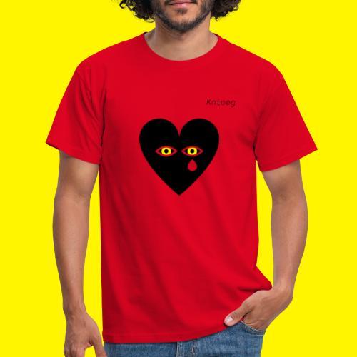 Can't u feel the pain - Mannen T-shirt