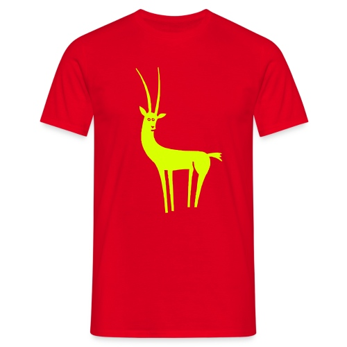 gazelle - Männer T-Shirt