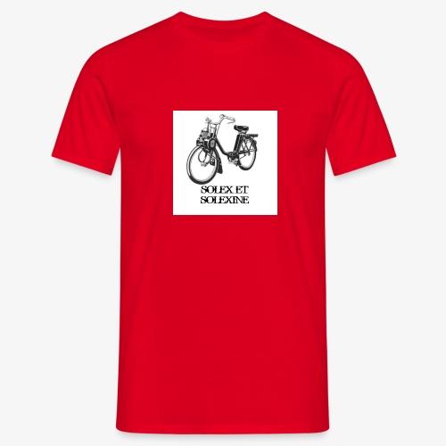 solexine tee shirt - T-shirt Homme