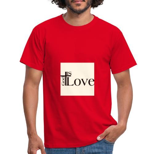 Good love - Men's T-Shirt