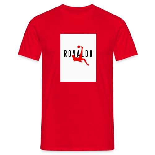 Casual Hoodie - Men's T-Shirt