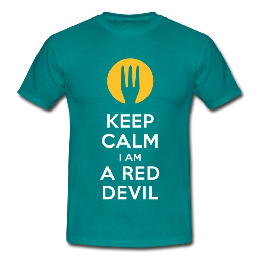 keep calm Belgique - Belgium - Belgie - T-shirt Homme