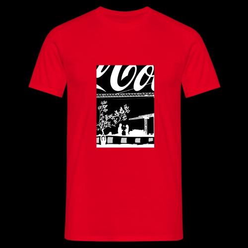 #LOVE #INCONSCIO ≠ - Maglietta da uomo