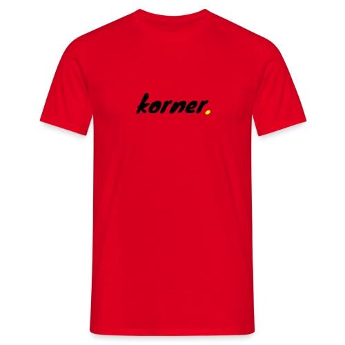 Korner . - T-shirt Homme