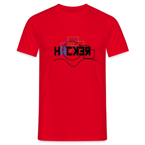 hacker - Men's T-Shirt