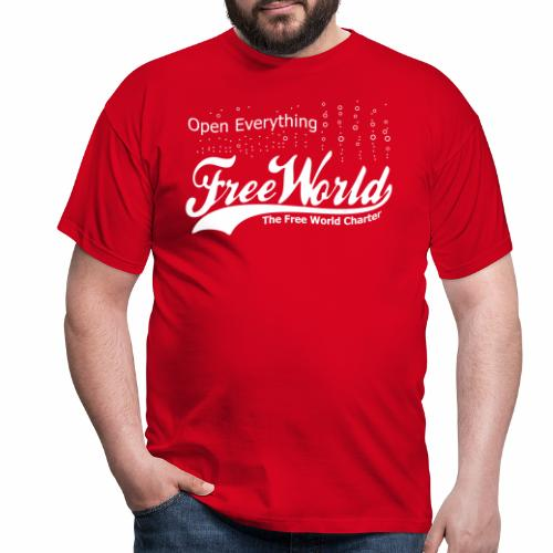 Open Everything - Men's T-Shirt