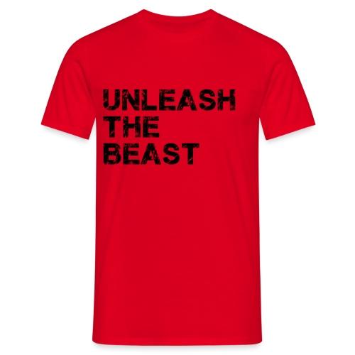 UnleashTheBeast - T-shirt Homme
