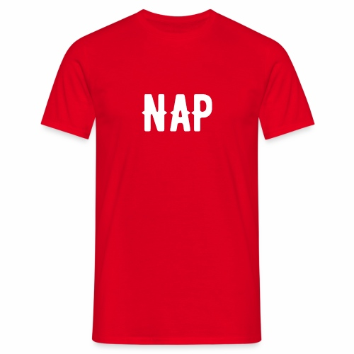 NAP - T-skjorte for menn