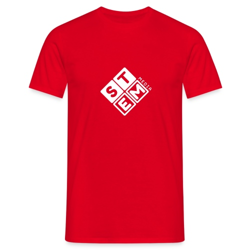 STEM Media - Männer T-Shirt