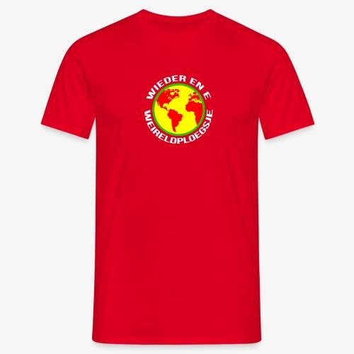 weireldploegsje - Mannen T-shirt