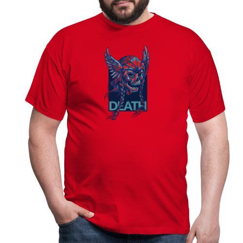 Death - T-shirt herr